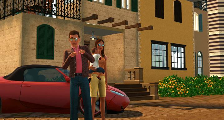 Sims 3 рецепты блюд из - 0